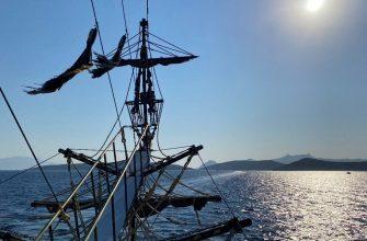 Бодрум – город яхт и красивых закатов