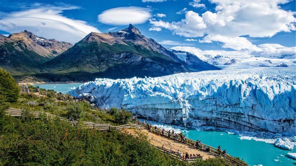 Национальный парк Лос-Гласьярес, Аргентина
