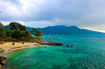 8 самых красивых островов Азии