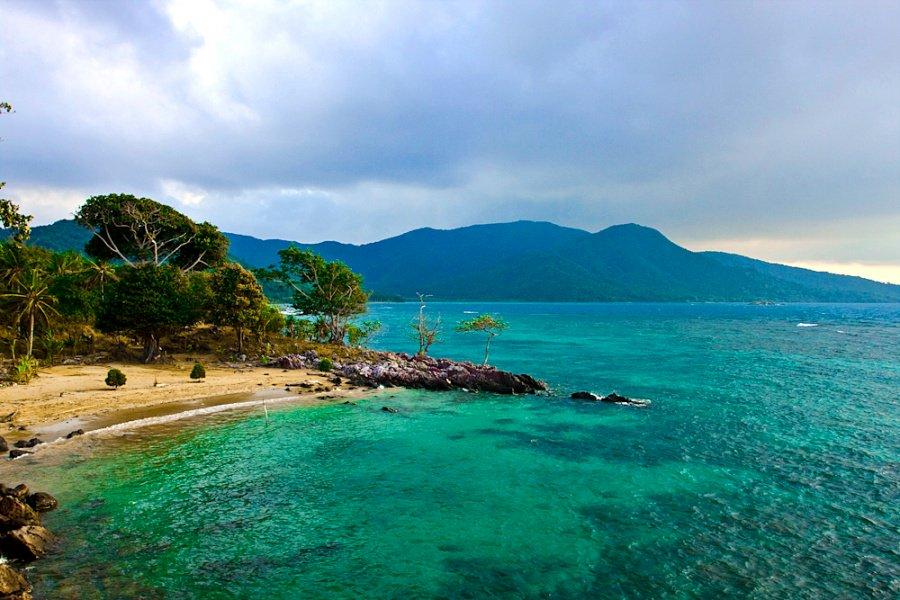 Остро Ява — Индонезия