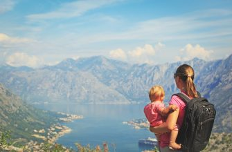 10 стран, куда удобно путешествовать с ребенком