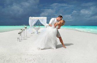 Где провести медовый месяц?  Популярные места